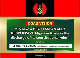 Bangladesh Flag Meaning Lt Gen Ktj Minimah Nigerian Army Offical Website