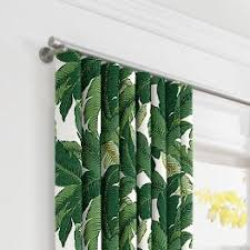 green banana leaf fabric be leaf it palm loom decor