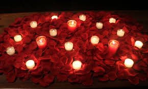 Rose Petals Romance Package Of 4000 Petals
