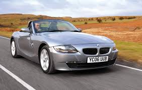 bmw beamer convertible bmw z4 roadster review 2003 2008 parkers