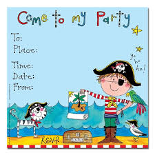 Invitation Cards Party Come To My Party Pirate Invitation Cards Pirate Party Party Ark