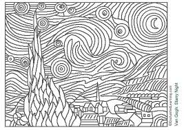 Artist Coloring Pages Printable artist coloring pages 13980