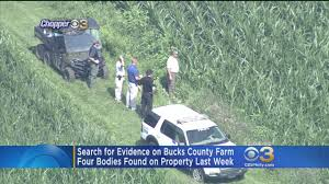police back on dinardo family property in bucks county cbs philly
