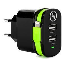 international charging stations yubi power
