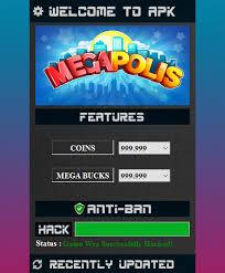 megapolis hack apk megapolis hack apk free unlimited coins for android iphone