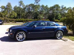 i want to lower 2005 chrysler 300c 22