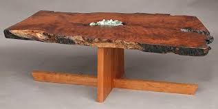 Redwood Coffee Table Live Edge Redwood Coffee Table Finewoodworking
