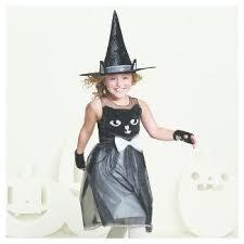 Girls Black Cat Halloween Costume Black Cat Costume Child Target
