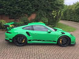 2017 Corvette Grand Sport Vs Porsche 911 Gt3 Rs Which Is Faster