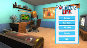download and try the game youtubers life simulation of the life