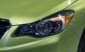 subaru headlight styles 2014 subaru xv crosstrek hybrid headlight exterior cars likes