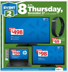 best black friday deals that start thursday view the walmart black friday ad for 2014 deals begin at 6 p m
