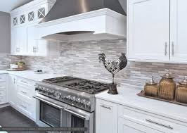 Marble Mosaic Backsplash Tile by Sunshiny White Kitchen Backsplash Tiles