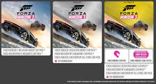 best forza horizon 3 black friday deals forza horizon 3 dlc and editions list horizon 3 discussion