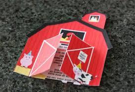 themed invitations farm animal themed party invitations the baby post