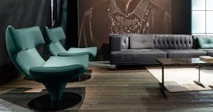 Armchair Shop Harry Modern Swivel Leather Armchair Shop Online Italy Dream