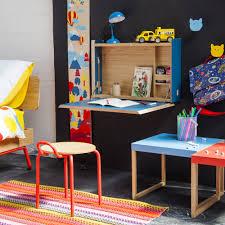 premier bureau enfant mon premier bureau ellis secrétaire mural bleu hester petit