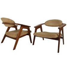 Mid Century Modern Armchairs Mid Century Modern Captain U0027s Chair By Adrian Pearsall For Sale At