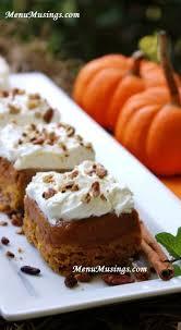 menu musings of a modern american mom pumpkin upside down cake