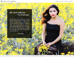 photography magazine site by beautiful you studios showit