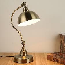 reading light best buy library art deco bronze table l led work reading light study