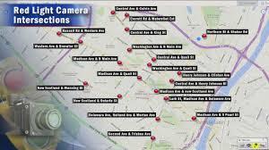 traffic light camera locations fantastic red light camera location map f60 on simple selection with
