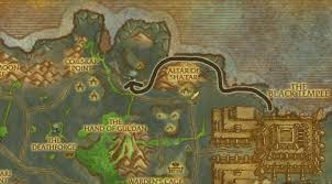 black temple map farming cobra scales in shadowmoon valley warcraft gold guides