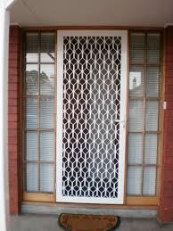 Steel Exterior Security Doors Entry Doors With Screen Peytonmeyer Net