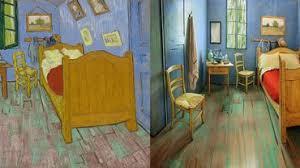 la chambre à coucher gogh dormir dans la chambre à coucher de gogh c est possible