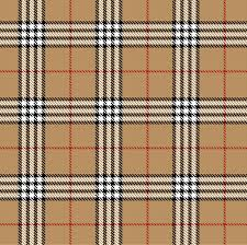 camelot popular tan black red tartan plaid print cotton