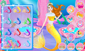 mermaids makeover salon android apps google play