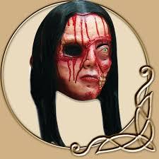 Zombie Mask Zombie Mask Pretty Woman Thevikingstore Co Uk