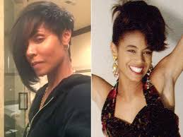 recent tv ads featuring asymmetrical female hairstyles jada pinkett smith gets a dramatic new haircut people com