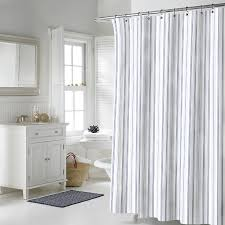 Navy And White Striped Shower Curtain Charming Navy Stripe Shower Curtain Part 5 Navy Blue White