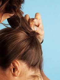 Hochsteckfrisurenen Ohne Haargummi by Die Besten 25 Frisur Zopf Oben Männer Ideen Auf