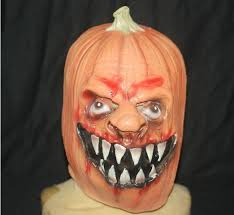 Big Head Halloween Costumes Scary Halloween Pumpkin Costume Mask Big Eyes Horror