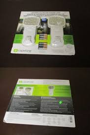 capstone wireless motion sensor light 2 pk sensors and motion detectors 115940 smartthings wireless