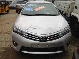 toyota corolla 2015 le price brand 2015 toyota corolla le for sale autos nigeria