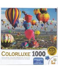air balloon l for sale new savings on colorluxe 1000 piece puzzle albuquerque air