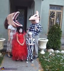 Halloween Costumes Beetlejuice Beetlejuice Family Halloween Costume Photo 3 3