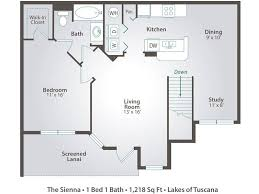 two bedroom floor plans 3 bedroom apartment floor plans pricing lakes of tuscana port