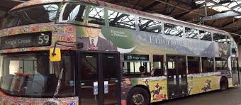 emerging pakistan u0027 branding on london buses pakistan thenews
