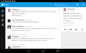 tablet optimized version twitter leaks get it now