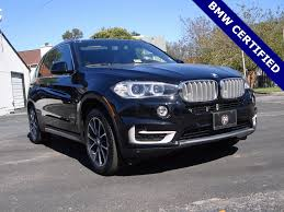 Checkered Flag Hyundai Service Certified Pre Owned 2017 Bmw X5 Sdrive35i 4d Sport Utility In