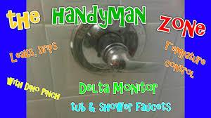 Fix Dripping Shower Faucet Fixing A Dripping Delta Shower Faucet