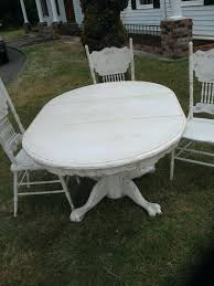 distressed round dining table white distressed chairs distressed white dining chairs distressed