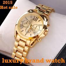 ladies watches bracelet style images Style kors luxurious model quartz rose gold mens everyday watches jpeg