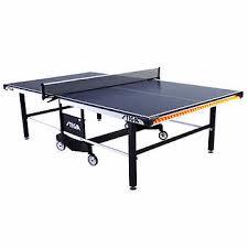 stiga deluxe table tennis table cover table tennis costco