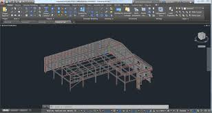 autodesk releases advance steel for structural detailing