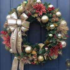 best large door wreath products on wanelo